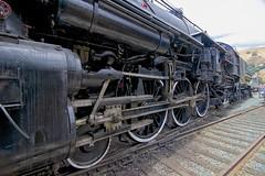 DSC_9690 (RHMImages) Tags: nilescanyonrailway ncry sunol ca trains railroad railway historic rust rusted rusting locomotive steamengine steam brightside restoration shop yard nikon d600