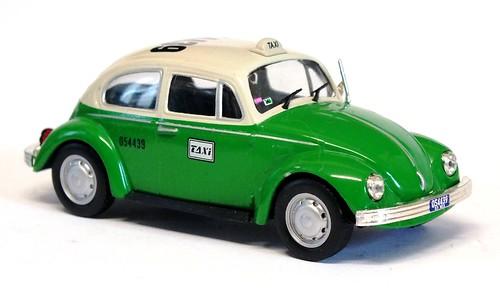 Altaya VW Taxi Mexico (2)