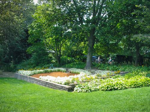 """Krider Garden, Middlebury, IN  """"Pumpkinvine"""""""