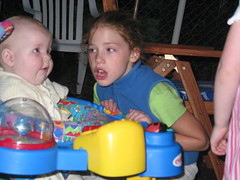 Jessie & Stella (ironandivy) Tags: stella 2004 pointlookout jesie