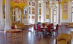 Inside Bangalore Palace (Sreedhar Vaidya) Tags: india flickr bangalore culture palace bangalorepalace nationalgeographic natgeo