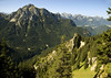 Bavaria, Germany (Mal B) Tags: alps germany border ii richard ludwig wagner austrian bavarian fussen füssen inthedistrictofostallgäu füstlesbavaria inthedistrictofssenneuschwansteinandhohenschwangaucastlesbavaria füssenneuschwansteinandhohenschwangaucastlesbavaria
