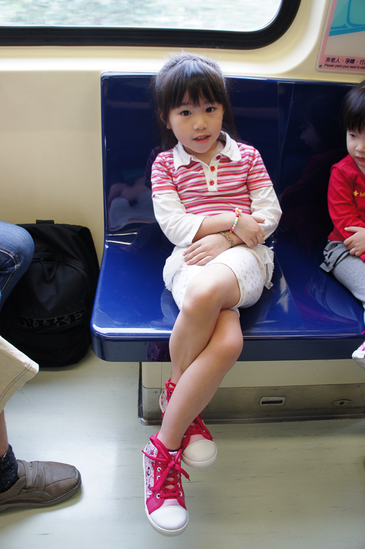 20131102 TRAVEL 家族旅行_淡水八里