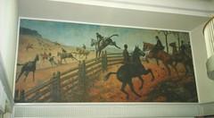 Petersburg Virginia Post Office Mural (jimmywayne) Tags: virginia mural postoffice historic newdeal petersburgvirginia