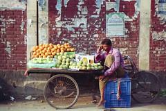 Another Sleepy Evening (Sheikh Shahriar Ahmed) Tags: street orange film apple fruits fruit analog store nap streetlife sleepy mango fujifilm dhaka bangladesh seller nikonf6 streetshop rampura af50mmf18d fujicolorc200 dhakadivision epsonv330 sheikhshahriarahmed