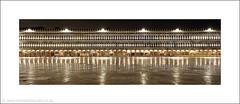 venice - bejewelled piazza san marko2s (John Leech) Tags: night bejewelled venicedestination2013