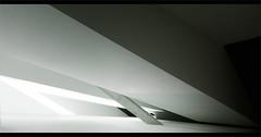 Wide open spaces. (J.M.Fransen (jero 053)) Tags: building berlin art mystery architecture modern photoshop canon concrete design cool europe exposure mood modernart culture surreal human canon5d process cinematic pure tones lightroom lightfall canon5dmk2 jeroenfransen jero053 canonef17mm