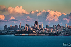 San Francisco Skyline (Riven Imagery) Tags: ocean california city 3 water beautiful architecture photography bay amazing twilight san francisco pretty mark gorgeous iii marin scenic stunning 5d mk ef70200f4is 5d3
