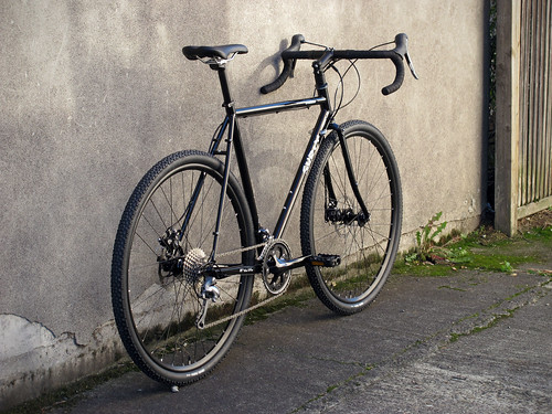 2013 Surly Straggler (BLACK)