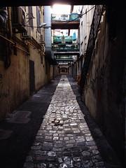 The Passage (sebastienvillain) Tags: street light marseille lumiere rue marseilles iphone5 vsco vscocam uploaded:by=flickrmobile flickriosapp:filter=nofilter