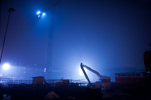 Foggy Construction 2