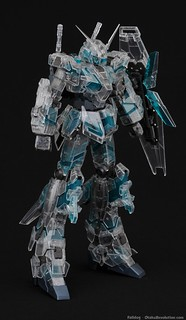 MG Clear Full Armor Unicorn - Snap Fit 13 by Judson Weinsheimer