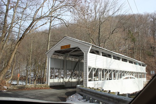 Valley Forge Covered Bridge