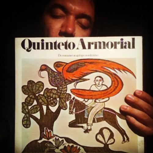 Quinteto Armorial - Do romance ao galope nordestino (1974)