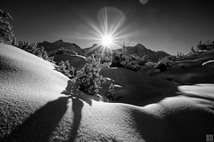 a splendid day of skiing (gregor H) Tags: trees winter sunlight mountain snow austria skiing shadows hills skiresort carlzeiss vorarlberg arlberg sonnenkopf waldamarlberg distagont3518