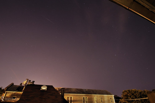 "Perseid Meteor • <a style=""font-size:0.8em;"" href=""http://www.flickr.com/photos/93515081@N00/11633139273/"" target=""_blank"">View on Flickr</a>"