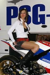 dsc00115 (themax2) Tags: girls bike expo legs boots verona motor 2009 promotora motorbikeexpo