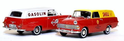 Starline Opel P2 van