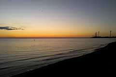 """Woodlawn Beach sunset July • <a style=""""font-size:0.8em;"""" href=""""http://www.flickr.com/photos/59137086@N08/12039044393/"""" target=""""_blank"""">View on Flickr</a>"""