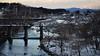Daiya River, Nikkō-shi, Tochigi Prefecture, Japan (David McKelvey) Tags: world winter snow heritage japan river nikon unesco nikko tochigi 2010 daiya d5000