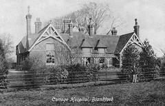 Blandford Cottage Hospital (robmcrorie) Tags: history hospital britain patient medical health national doctor nhs service medicine british nurse ward clinic healthcare development disease illness institution infiormary