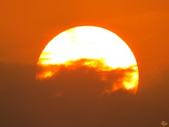 1IMG_3868 SUNRISE IN NOIDA INDIA (Rajeev India (THANKS for views, comments n faves)) Tags: noida india sunrise in