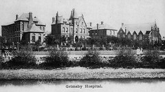 Grimsby Hospital (robmcrorie) Tags: history hospital britain union patient medical health national doctor nhs service medicine british nurse healthcare illness grimsby workhouse infiormary