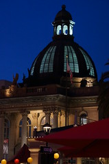 Old Courthouse (charlottes flowers) Tags: dome nightscene redwoodcity