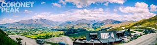 Coronet Peak Panorama