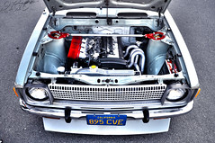 4A-GE 20V blacktop Corolla (9KIC) Tags: wagon d cam twin toyota corolla initial jdm drift ke70 ae86 16v ae92 4age 20v te27