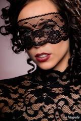 Nouck (Richard Vivo) Tags: black eyes mask body lace mysterious corset strong vivo korset masker anouck uploaded:by=flickrmobile flickriosapp:filter=nofilter