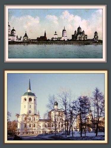 Иркутск, Спасская Церковь