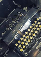 TypeX (Paul Hurst) Tags: park alan computer germany code war secret machine enigma spy breakers espionage turing mi6 bletchley codebreakers