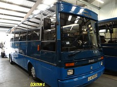 Gleaming (Coco of Jersey) Tags: uk bus ford islands coach pointer transit cannon jersey swift channel leyland stringer wadham lcb plaxton tantivy