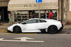 Lamborghini Murcielago SuperVeloce (All about wheels) Tags: engine lamborghini supercar sv 4wheeldrive horsepower murcielago v12 670hp murcielagosuperveloce