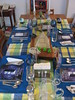 Star Wars Passover Table (dcnerd) Tags: starwars jews passover pesach seder sedar jewishholiday passovertable starwarsseder starwarspassover starwarspesach starwarspassovertable