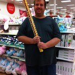 Mike and His Toblerone Sabre thumbnail