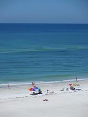 Brilliant waters, morning at Lido Beach, Sarasota, Florida (Paul McClure DC) Tags: gulfofmexico scenery florida sarasota lidokey saratogacounty may2014