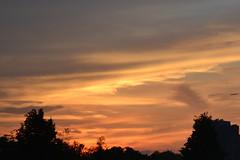 Sunset 2 (hogtown_blues) Tags: sunset sky toronto ontario canada clouds wallacebridge junctiontriangle