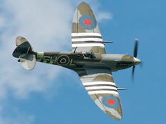 D-Day Mk9 Spitfire (Pete Fletcher Photography) Tags: