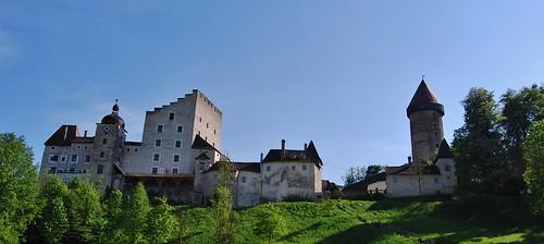 Burg/Schloss Clam
