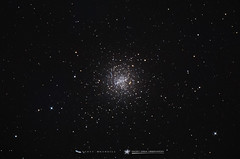 Messier 4 - A Nearby Globular Cluster (ScottieMacNeill) Tags: nightphotography space astrophotography astronomy magiclantern scorpius globularcluster canon60d astrotech
