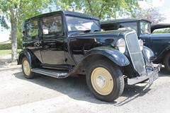 Monaquatre (xwattez) Tags: auto old france car french automobile expo voiture renault exposition transports ancienne 2015 rtro franaise vhicule monaquatre escatalens