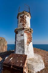 Маяк на острове Шкота Приморский Край (Владимир Бородин) Tags: островшкота владивосток vladivostok sigma1020 sigma1020exdg маяк ab abandoned lighthouse