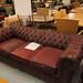 Chesterfield sofa as seen €315