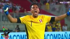 بيرو ( 2 - 1 ) الاوروجواي تصفيات كأس العالم : أمريكا الجنوبية (ahmkbrcom) Tags: كأس العالم