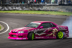 Japfest 2013 - Drift Kings! (myfrozenlife) Tags: show uk england cars race canon photography japanese track unitedkingdom engine motors turbo dslr circuit drifting drift castlecombe japfest 2013