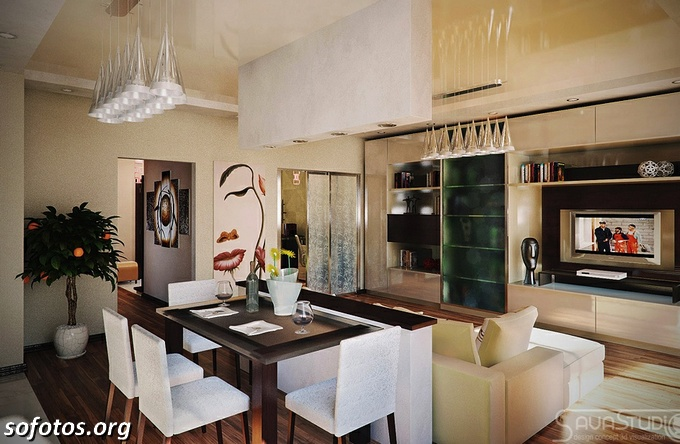 Salas de jantar decoradas (134)