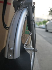 CAT EYE STRADA SLIM Wireless Cycle Computer (Brommie Lee) Tags: brompton cateye
