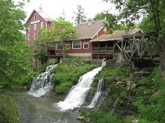 Clifton Mill (elycefeliz) Tags: ohio water restaurant gorge yellowsprings cliftonmill